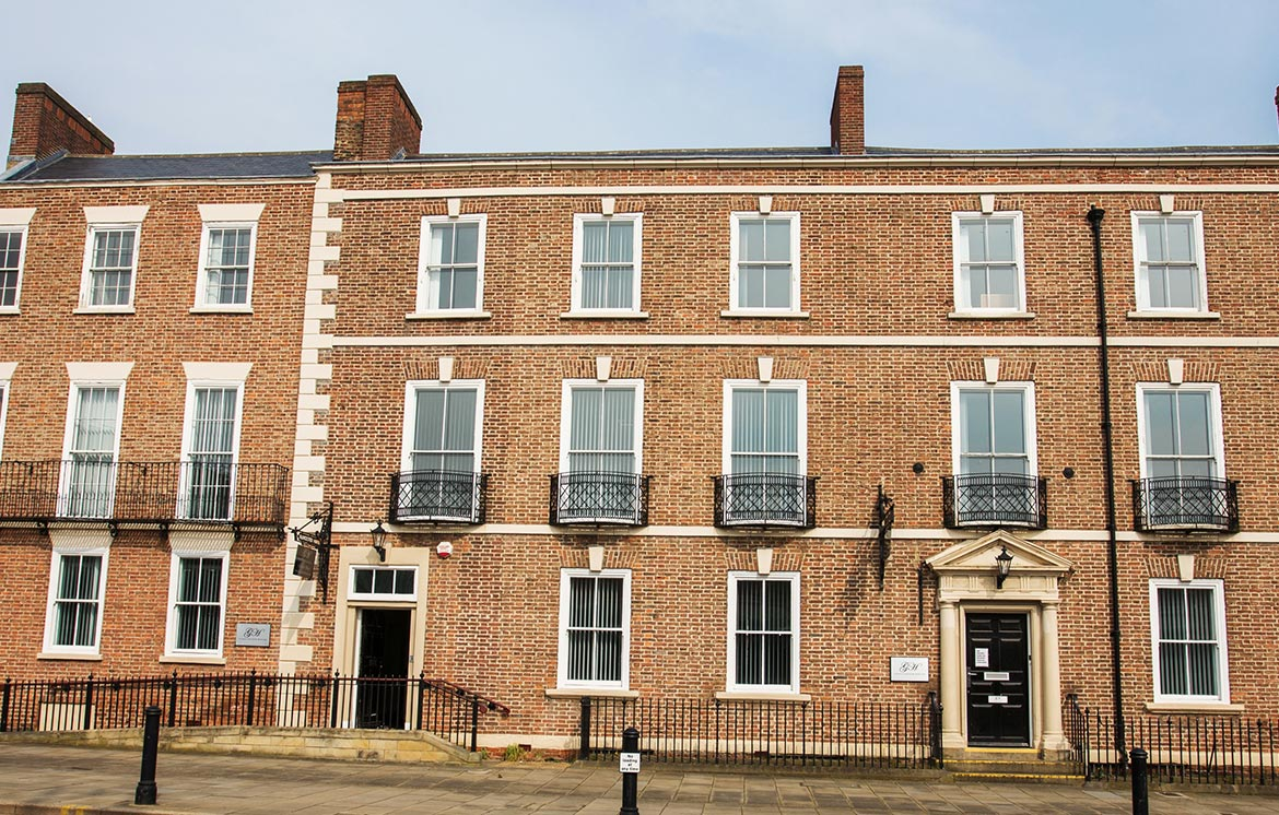 Gloucester House Business Centre Stockton